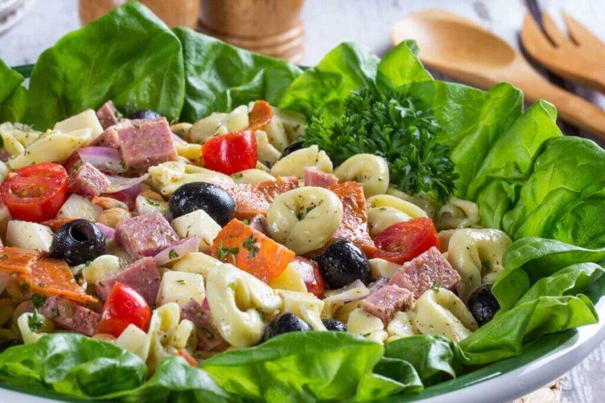 Limited Edition: Italian Pasta Salad Supreme
