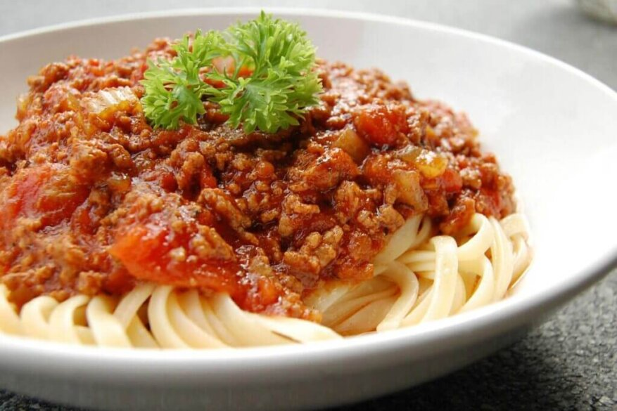 Secret Spaghetti Bolognese Sauce
